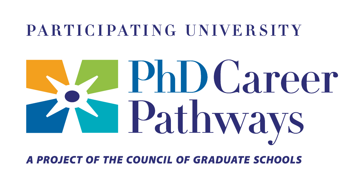 CGS PhD Career Pathways logo