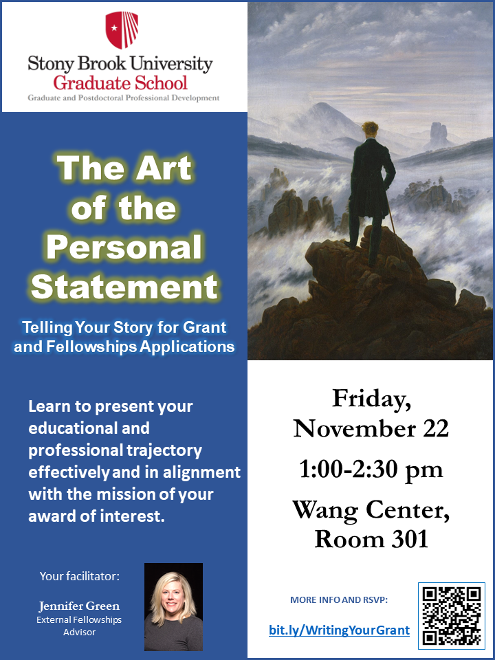 Art of Personal Statement