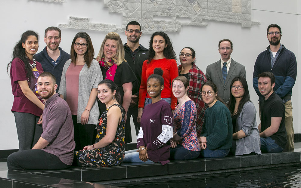 Record-Tying 11 Stony Brook Students Win Prestigious NSF
